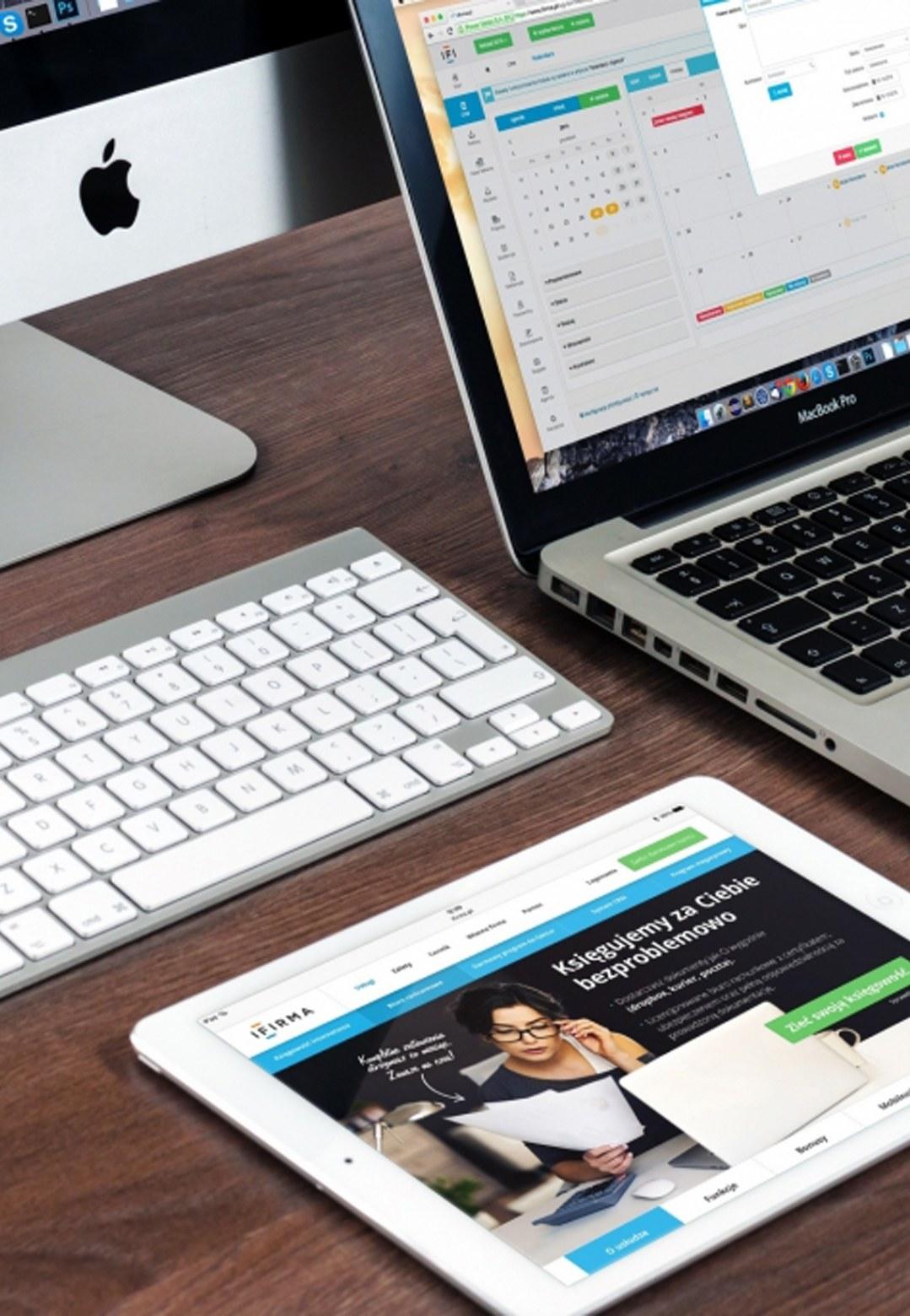 Tworzenie i modernizacja stron internetowych